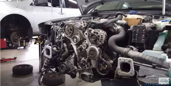 Volkswagen Timing Belt Replacement